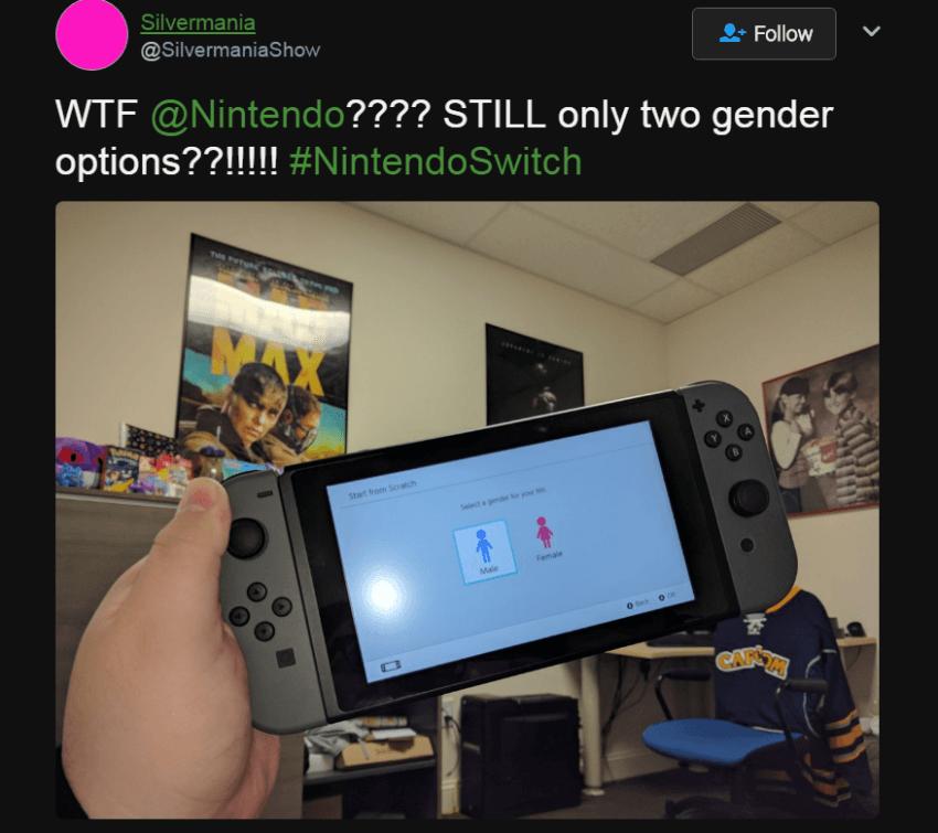 5fcadbf814e2f.png 닌텐도 성별 시스템에 분노한 여성..jpg