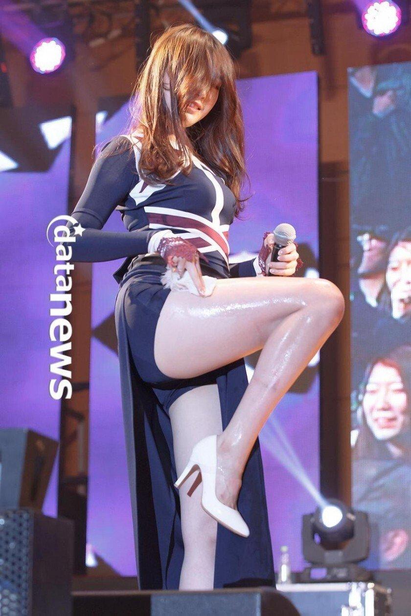 각선미 하나는 ㄹㅇ 예술이었던 여자 아이돌
