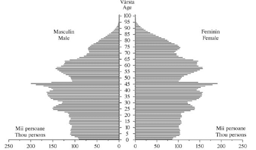Romania-Population-Pyramid-for-the-year-2013-provisional-data.png 전세계 가장 비정상적인 인구피라미드 TOP3