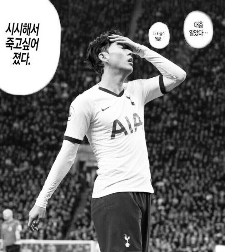 킹갓흥.jpg 정보) 손흥민 시즌 최다골 타이