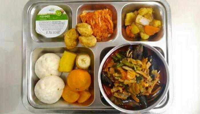 4.jpg 육군과 똑같은 식비를 쓰는 의경 식단