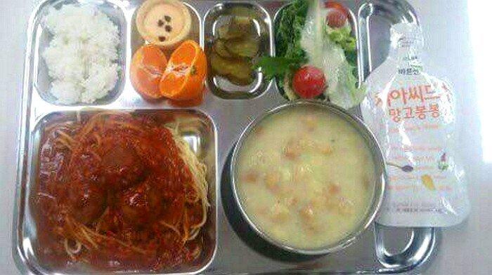 2.jpg 육군과 똑같은 식비를 쓰는 의경 식단