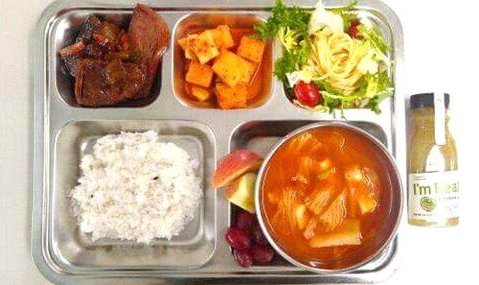 5.jpg 육군과 똑같은 식비를 쓰는 의경 식단