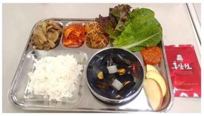7.jpg 육군과 똑같은 식비를 쓰는 의경 식단