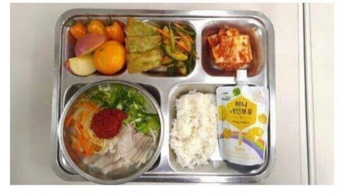 8.jpg 육군과 똑같은 식비를 쓰는 의경 식단