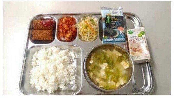 6.jpg 육군과 똑같은 식비를 쓰는 의경 식단