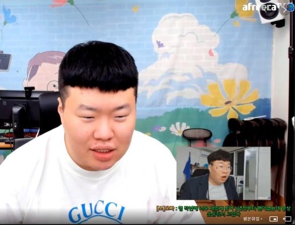 image.png 3개월 뒤 김봉준 복귀방송 예상 (혐짤주의)
