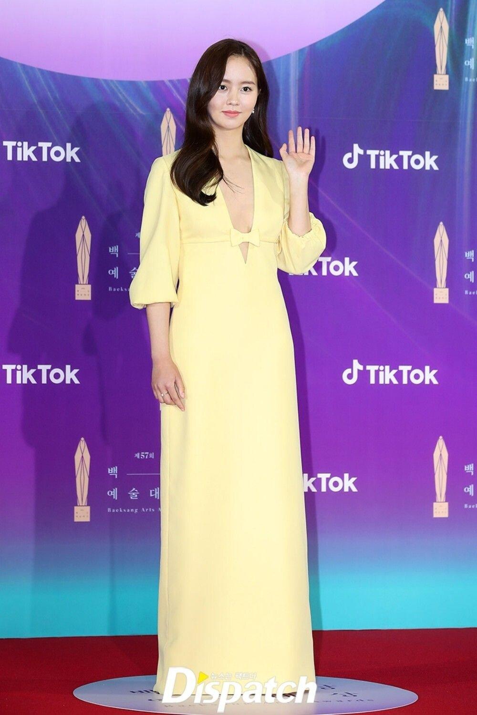 43829239-C016-4652-9ACF-2750CA949452.jpeg 오늘자 백상 배우 김소현의 놀란 드레스