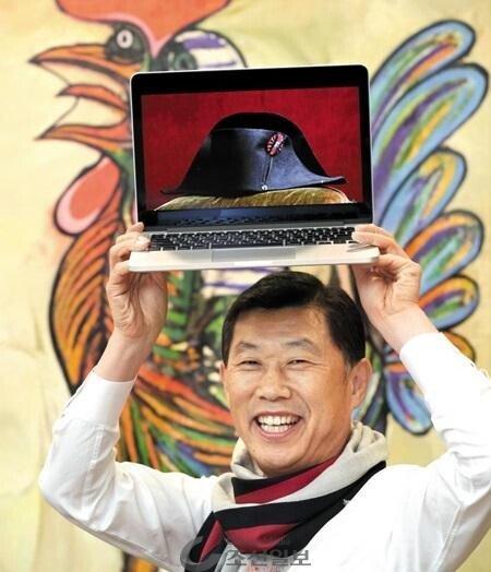 26억 짜리 나폴레옹 모자를 소유한 한국인JPG