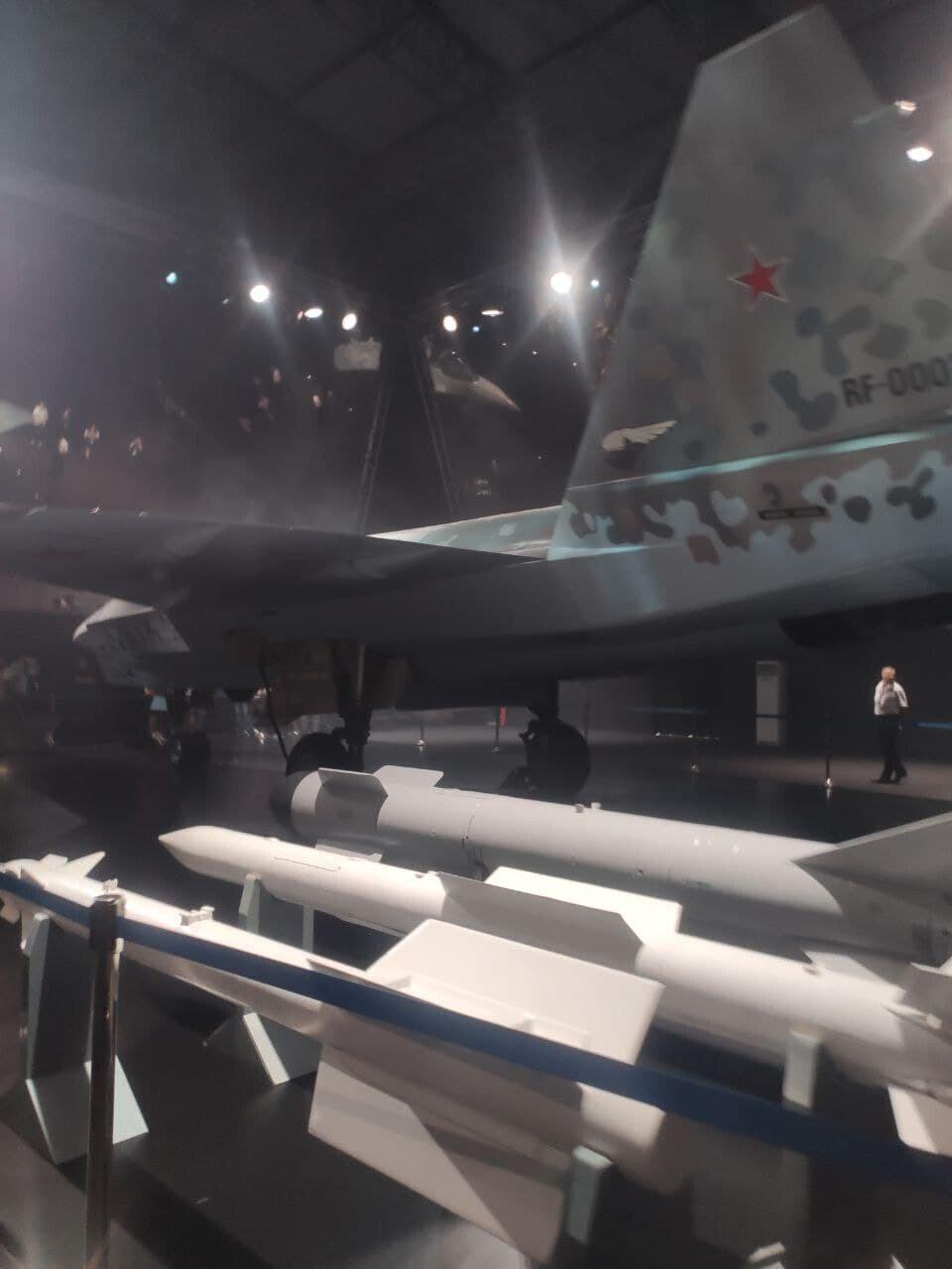60f6ff3785f5400cc014fcc6.jpg 오늘 공개된 러시아의 신형 스텔스 전투기