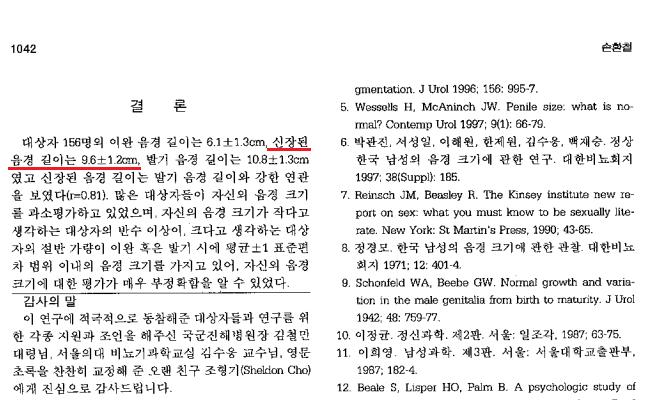 image.png 한국 남성이 가장 작은 꼬추를 가지게 된 이유