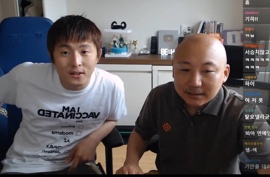 티셔츠 트레이드.jpg 태어난김에 산다는 기안84 근황.JPG