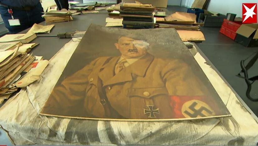 캡처.jpg 독일, 홍수로 나치 비밀 은신처 발견