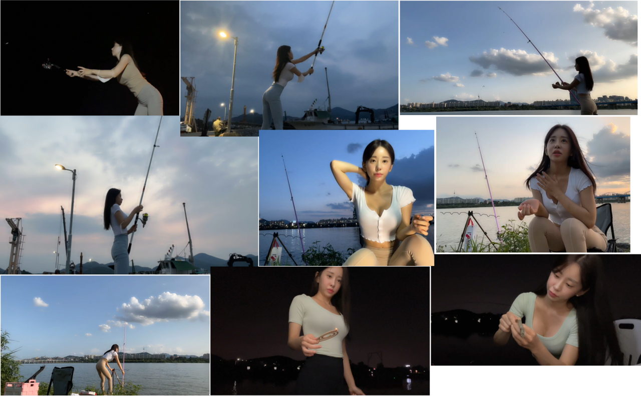888.png 낚시에 진심인 여자, '김아인'의 낚시 연대기 압축 모음.jpeg