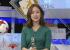 방송 폐지 때문에 우는 박선영 아나운서..