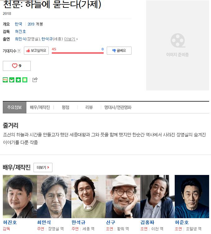캡처11.PNG 19년도 개봉 예정 영화 中 역대급 조합 ㄷㄷㄷㄷㄷ