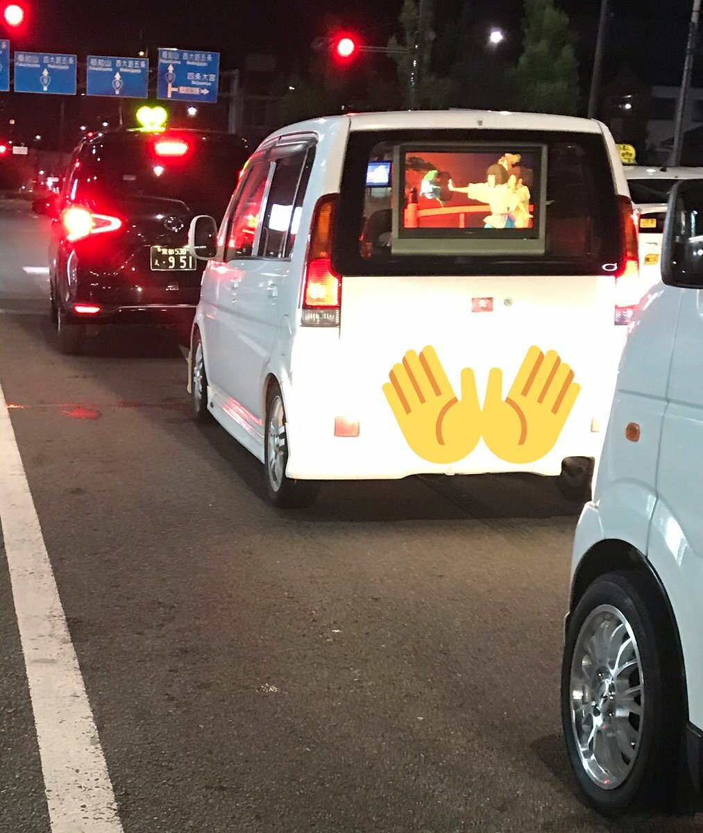1.jpg 일본 운전자의 뒷차 배려.jpg